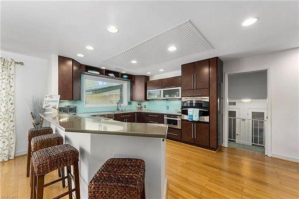 A 1.5-acre private peninsula  luxury real estate