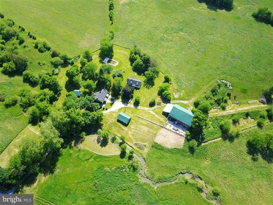 92 acre farm with 1776 historic stone home luxury homes