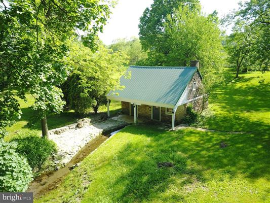92 acre farm with 1776 historic stone home luxury real estate