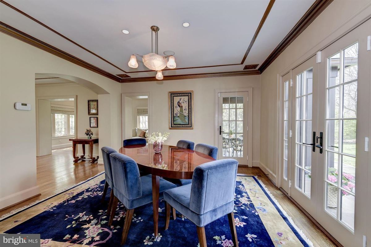Magnificent Recently Restored Tudor Revival Style Residence