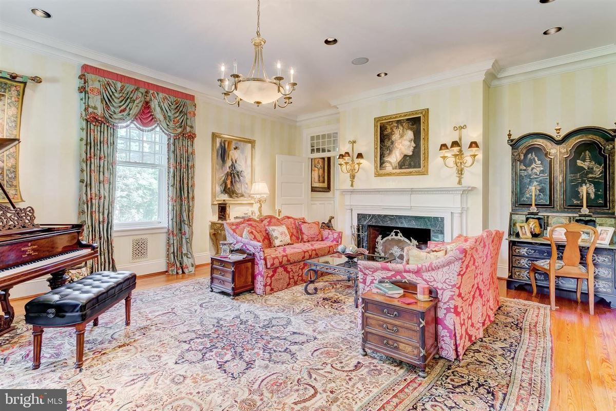 Luxury real estate renovated grand 1880 estate home