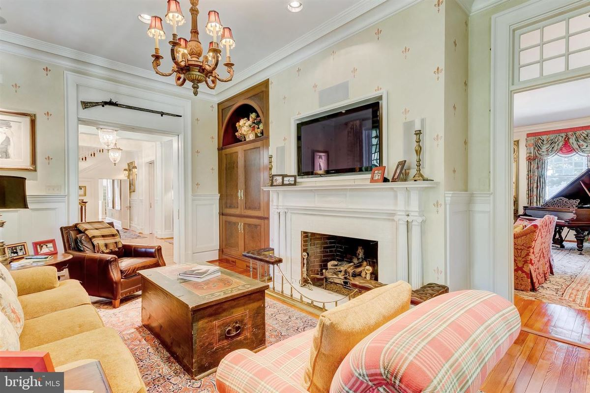 Luxury properties renovated grand 1880 estate home