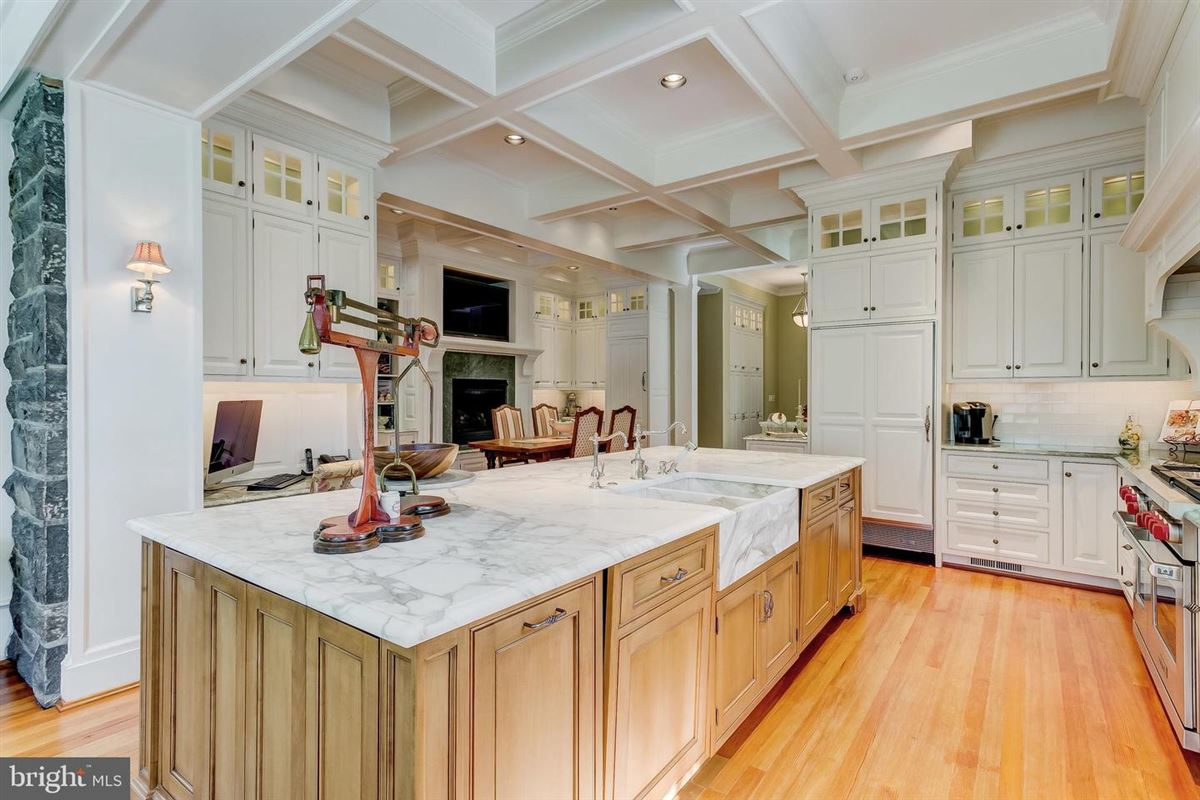 Luxury homes in renovated grand 1880 estate home