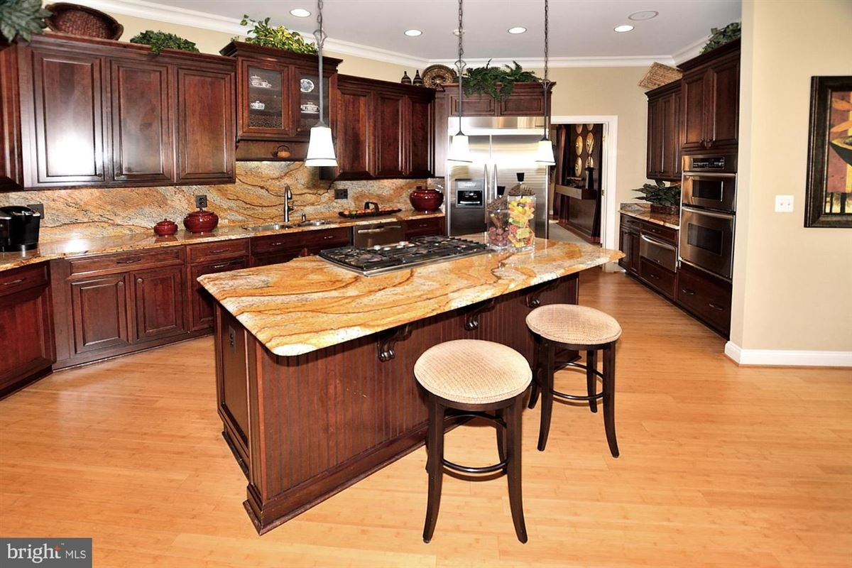 Luxury homes in former model with eye-catching details throughout