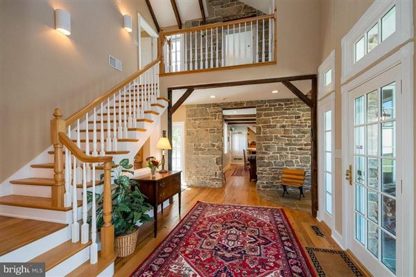 restored and renovated historic stone home luxury real estate