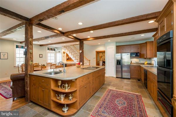 Mansions restored and renovated historic stone home