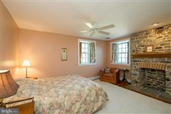 Luxury properties restored and renovated historic stone home