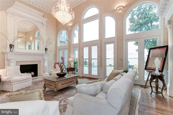 Luxury homes Luxury waterfront estate offers privacy and views