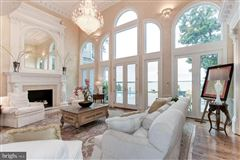 Luxury real estate Luxury waterfront estate offers privacy and views