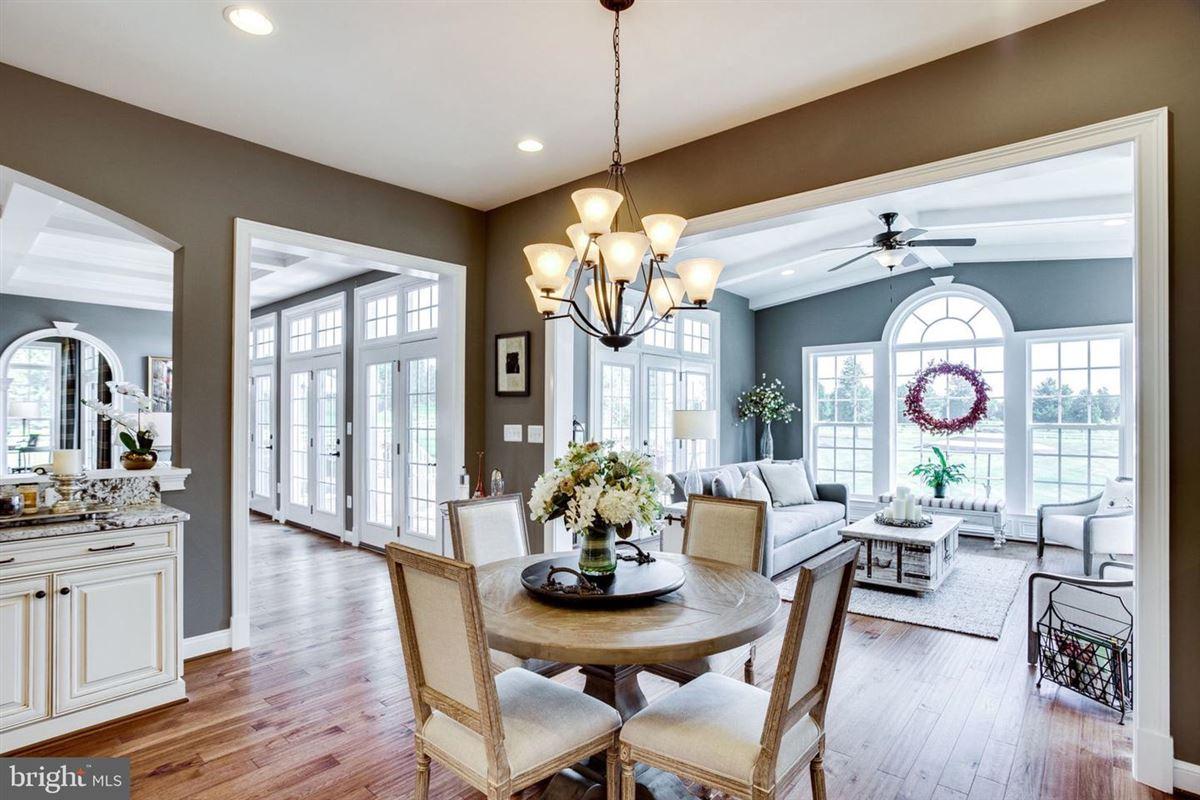 Luxury properties Exquisite former model home