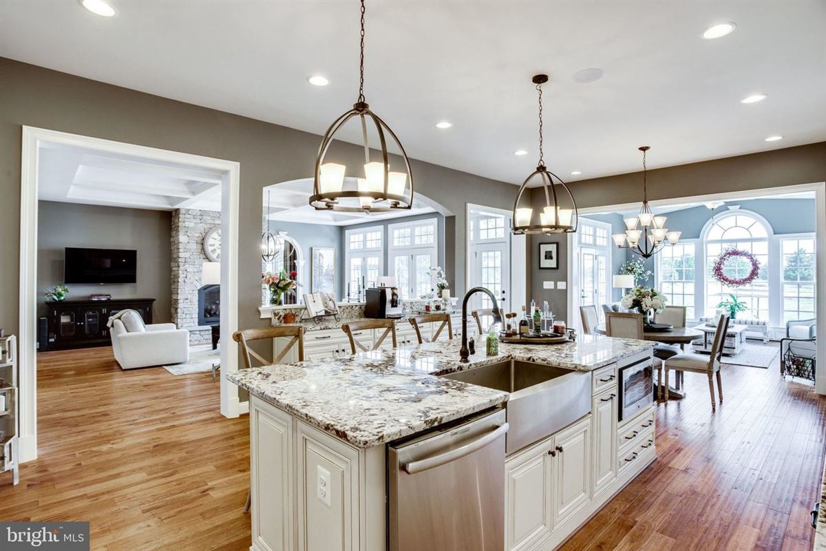 Exquisite former model home  mansions