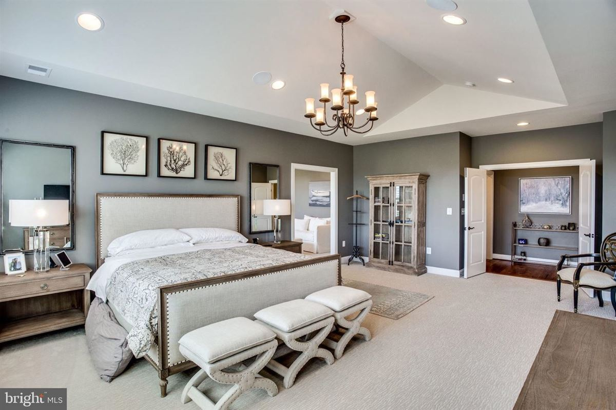 Luxury homes in Exquisite former model home