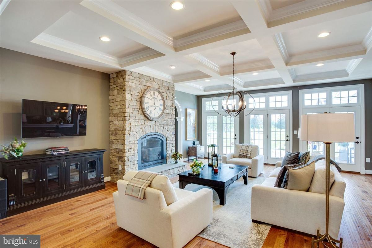 Exquisite former model home  luxury homes