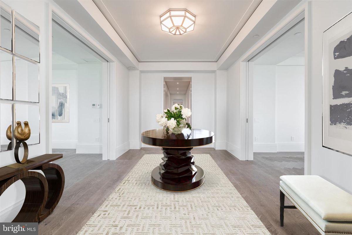 penthouse three in Wardman Tower. luxury homes