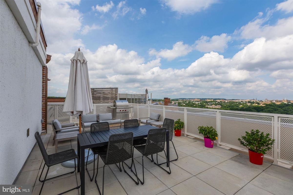 penthouse three in Wardman Tower. luxury properties