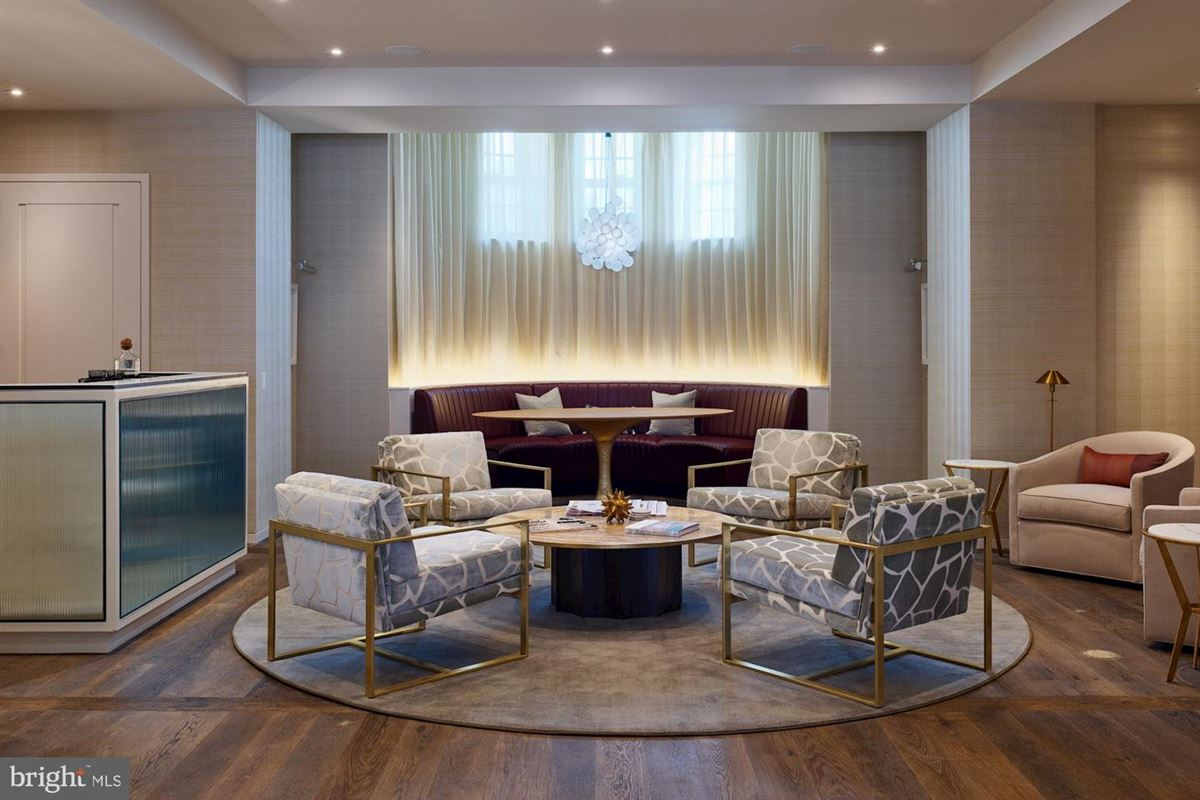 Mansions penthouse three in Wardman Tower.