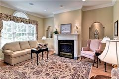 Mansions in Outstanding golf-front home in Fords Colony