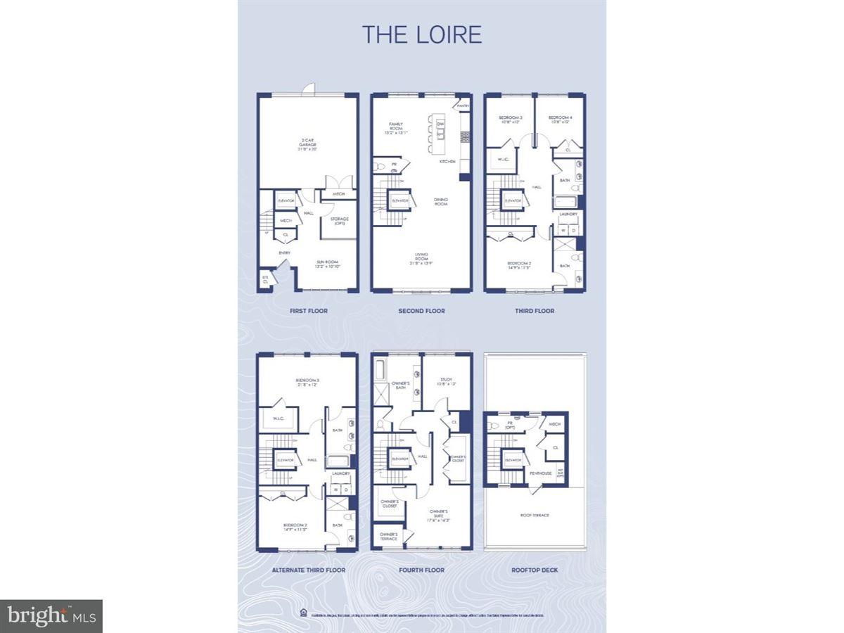 Luxury properties urban-style townhome in Manayunk