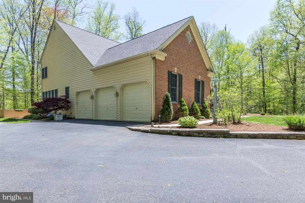 immaculate home on private two-acre lot mansions