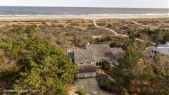 Mansions in Magnificent high dune oceanfront property