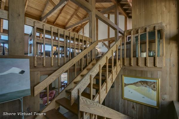 Luxury homes in Magnificent high dune oceanfront property