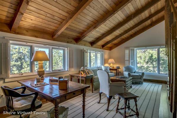 Luxury properties Magnificent high dune oceanfront property