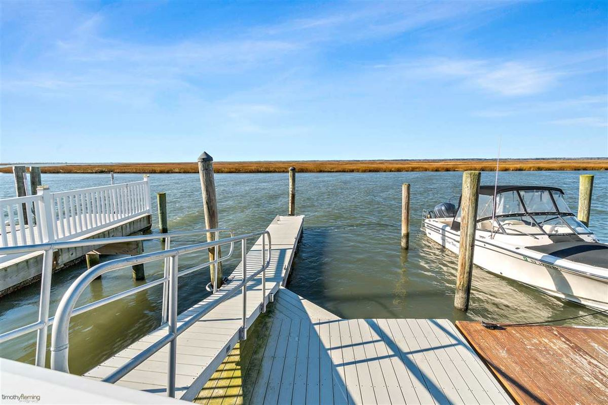 Luxury real estate Bayfront townhouse opportunity