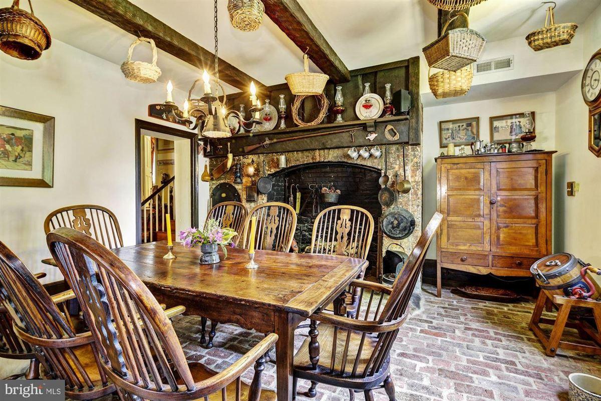 historic Hickory Ridge luxury homes
