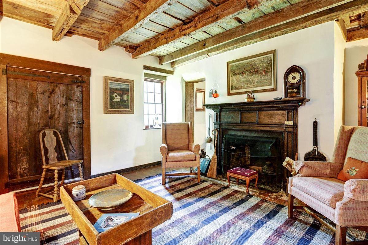 historic Hickory Ridge luxury real estate