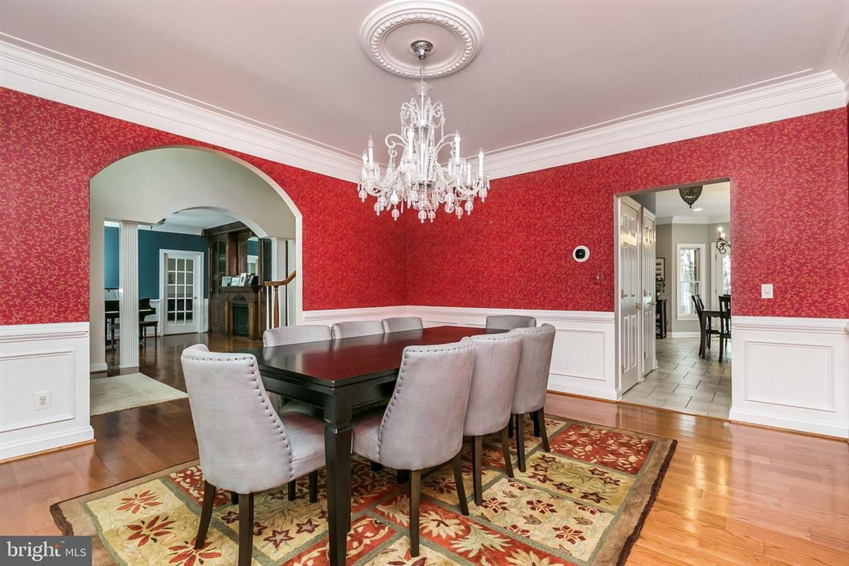 Gorgeous center hall Colonial home luxury homes