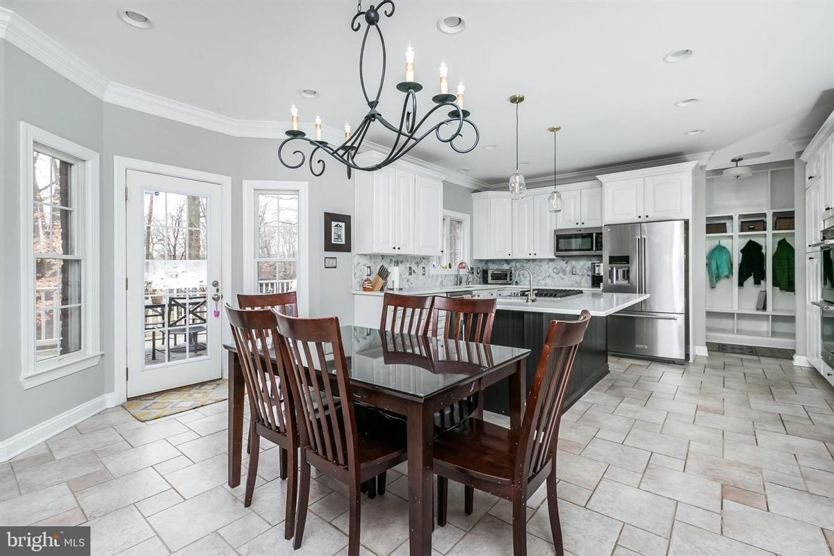 Luxury properties Gorgeous center hall Colonial home