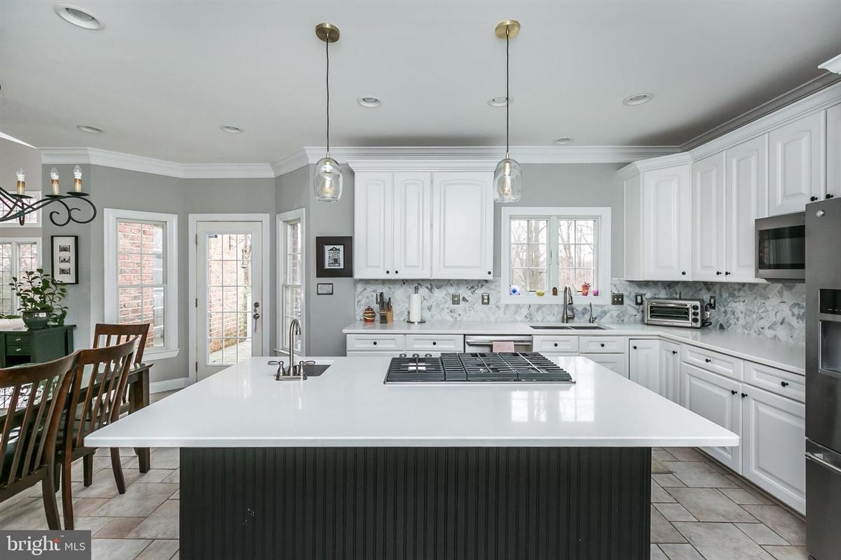Gorgeous center hall Colonial home luxury properties
