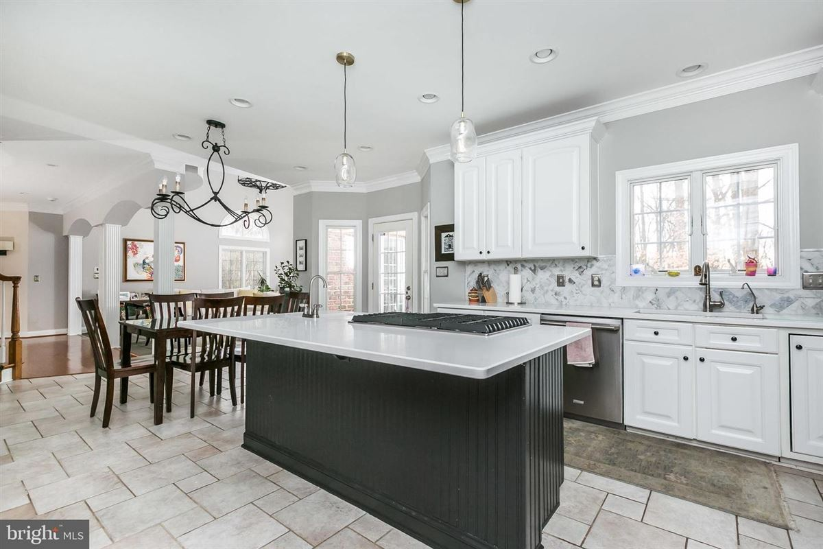 Luxury homes in Gorgeous center hall Colonial home
