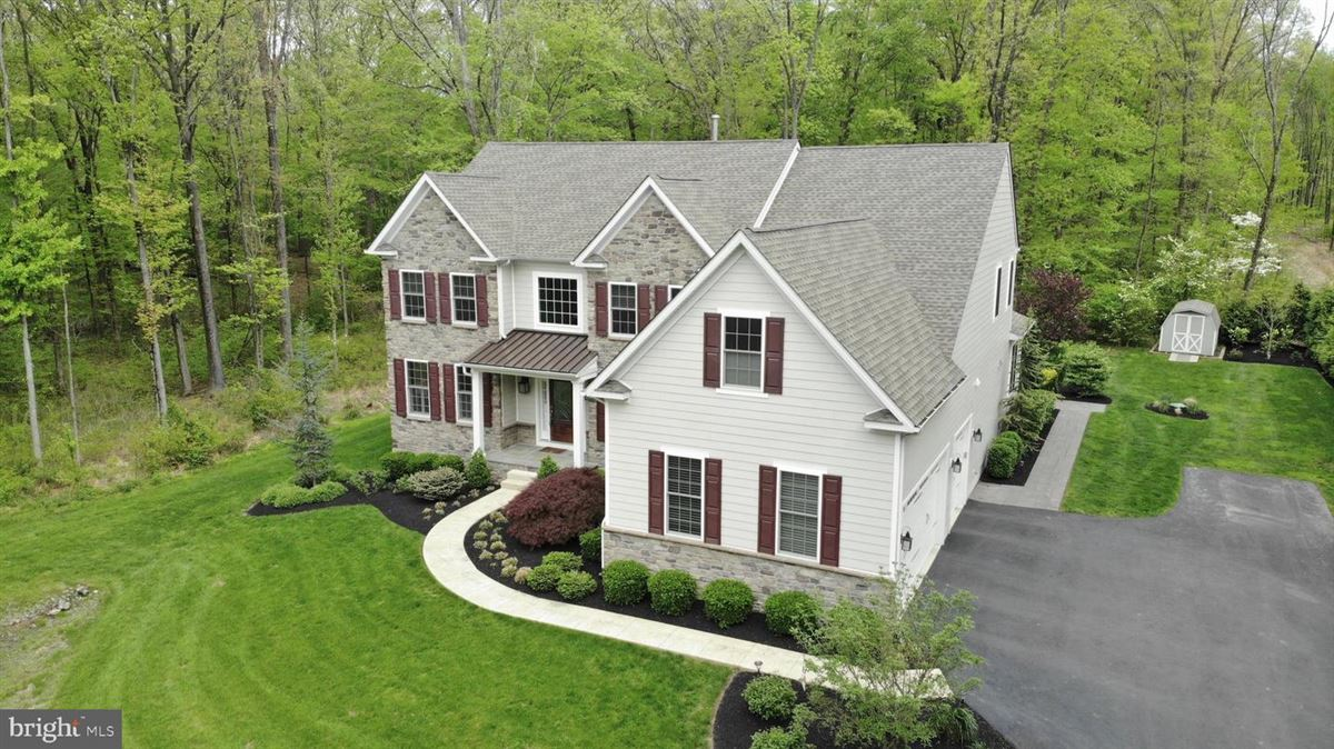 111 Rose Lane in Horsham Township luxury homes