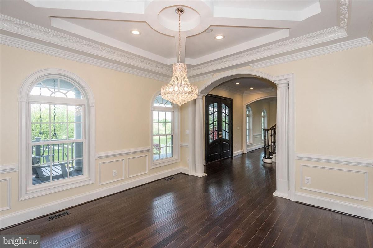 beautiful new home in serene boyds luxury real estate