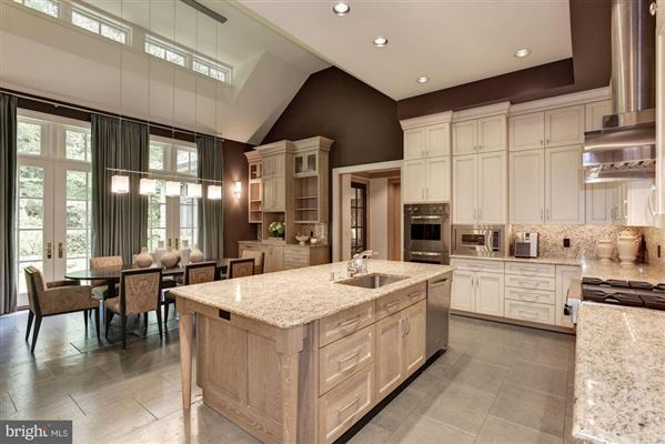 distinctive home in Caves Valley Golf Club mansions
