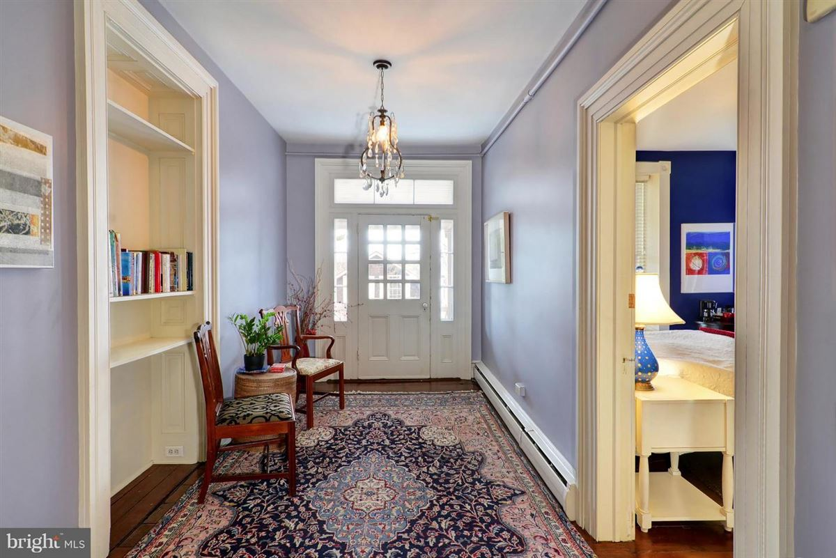 this stately manor stands tall in the heart of downtown Easton luxury properties