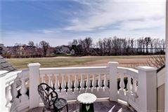 Luxury real estate incredible home with idyllic vistas on golf course