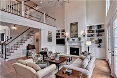 Luxury homes over 6000 square feet of perfectly finished living space