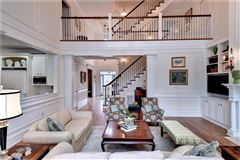 Mansions over 6000 square feet of perfectly finished living space