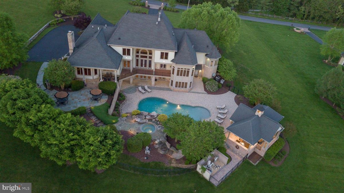 meticulous custom home on five acres luxury homes