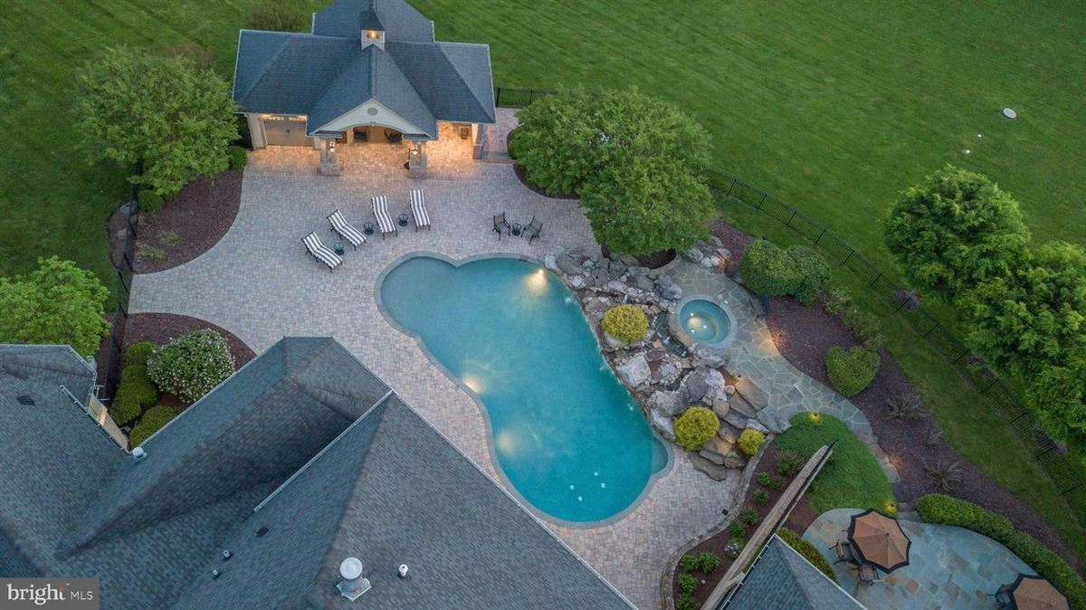 Luxury properties meticulous custom home on five acres