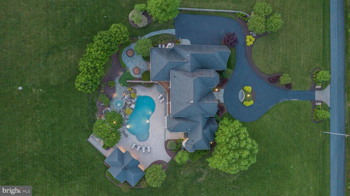 meticulous custom home on five acres luxury properties