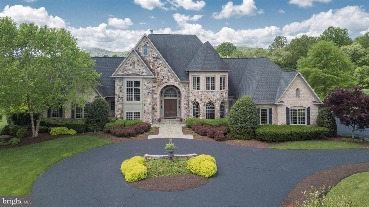 Mansions in meticulous custom home on five acres