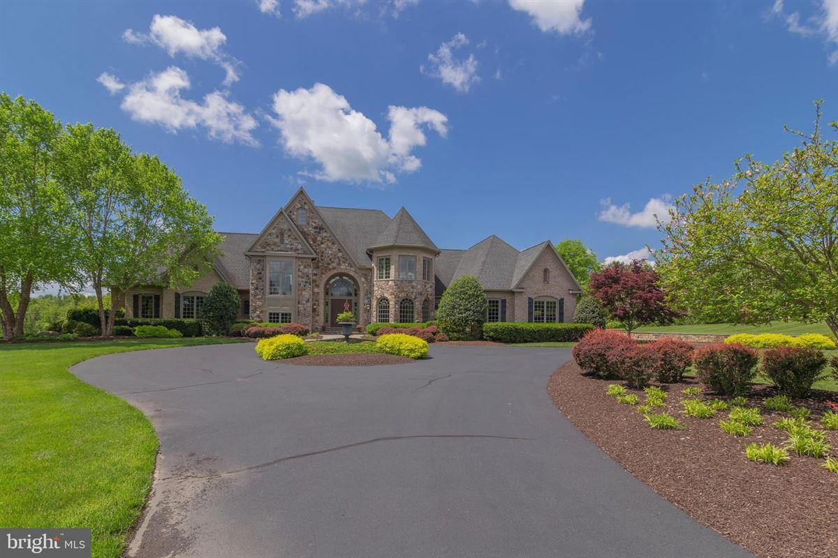 Luxury real estate meticulous custom home on five acres