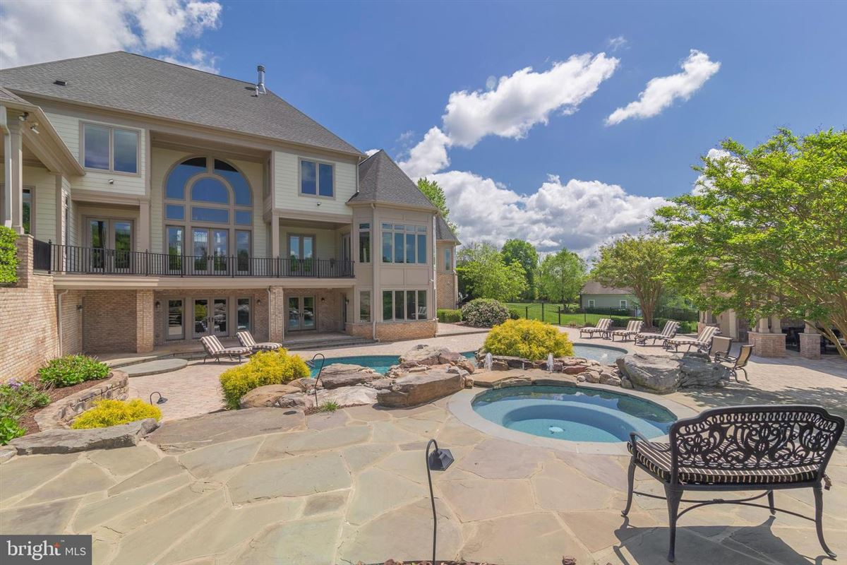 Mansions meticulous custom home on five acres