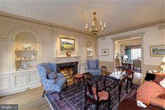 Gorgeous Colonial offers sweeping water views luxury homes