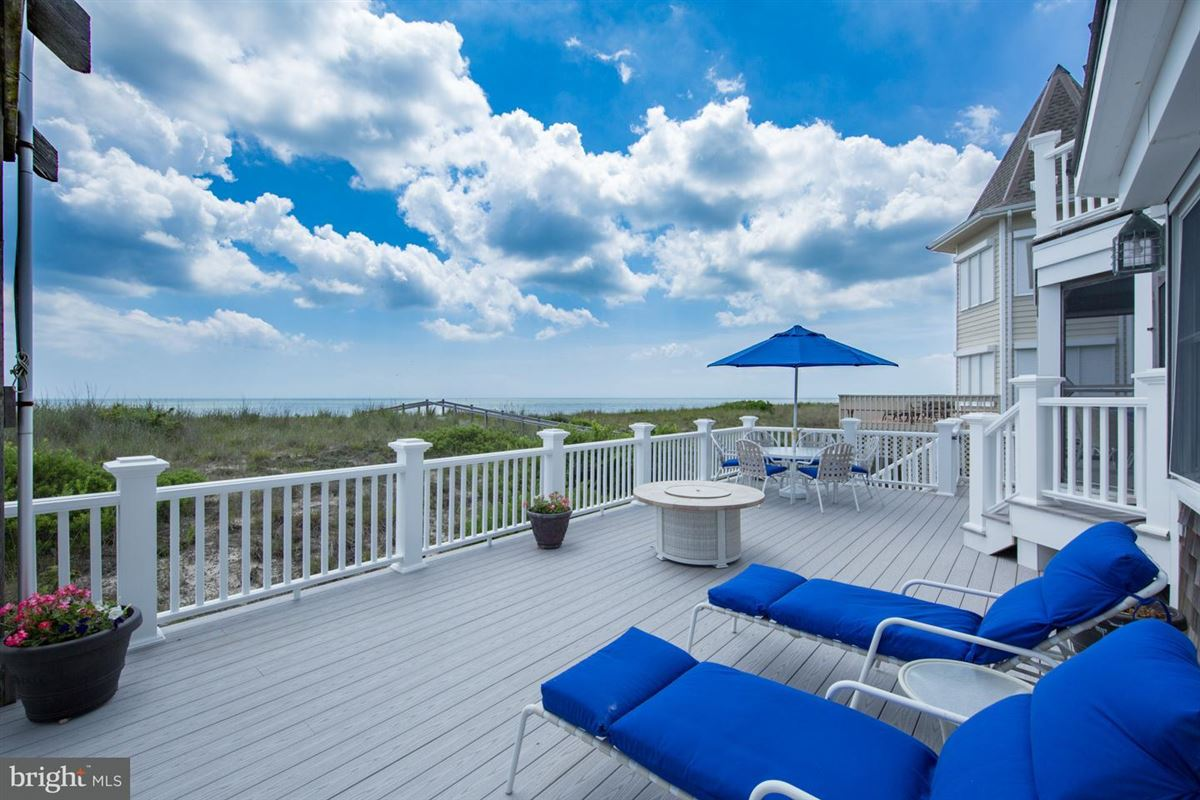 Mansions in Oceanfront home in gated North Bethany community