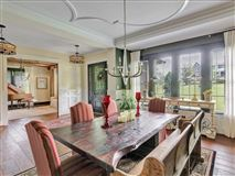 luxurious Tudor style home on majestic cul-de-sac lot mansions