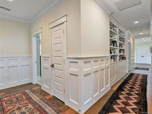 Mansions in luxurious Tudor style home on majestic cul-de-sac lot